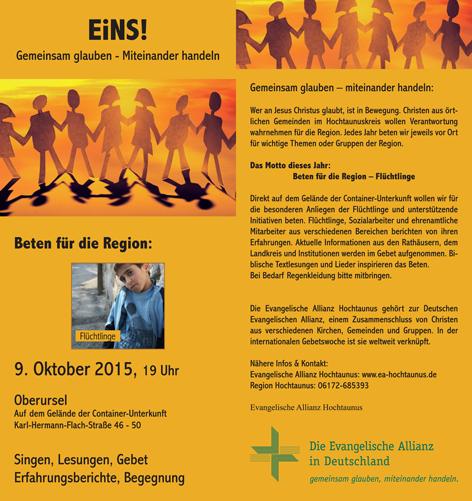 RegionalesBeten_20151009_Flyer